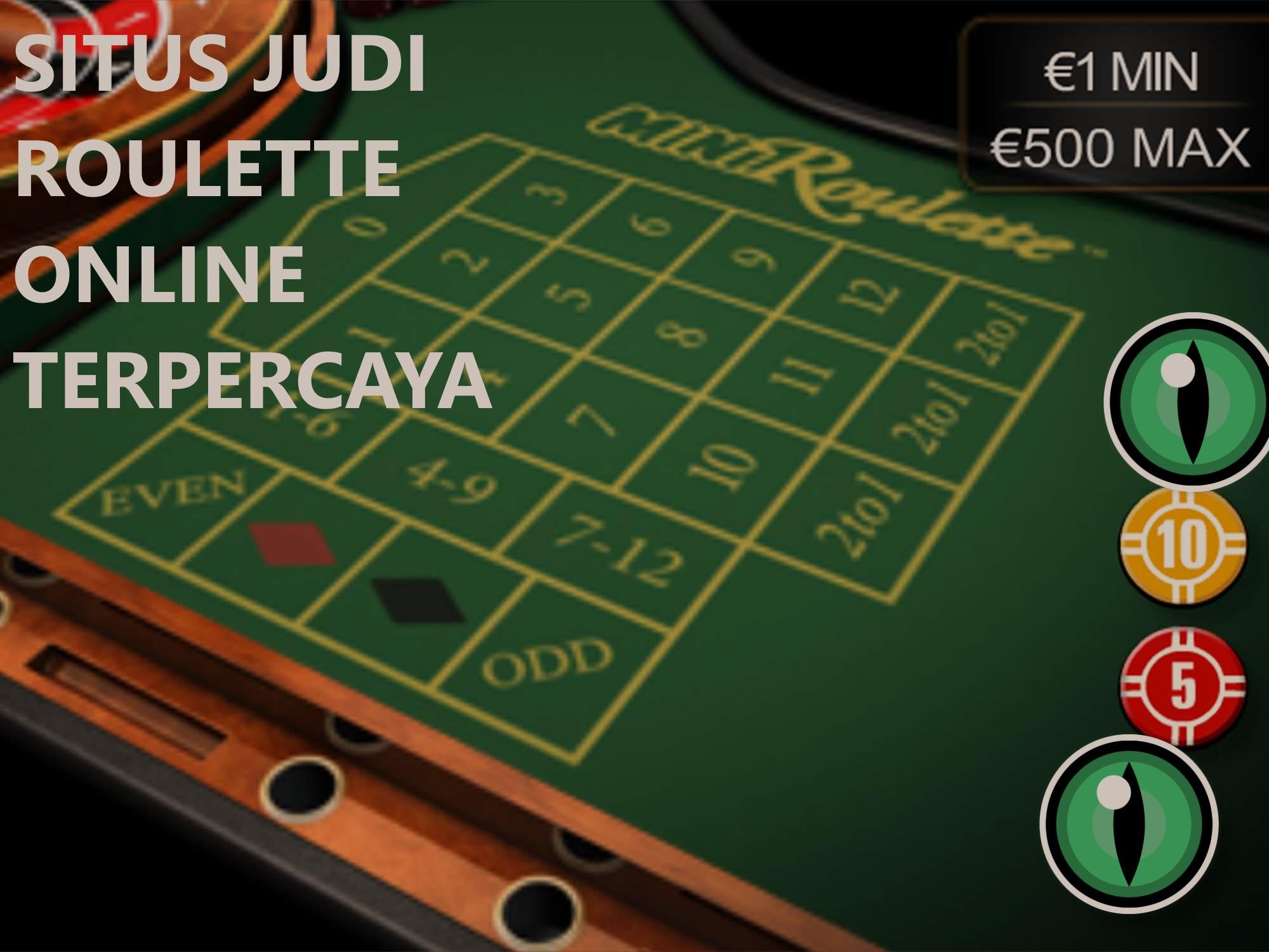 Langkah Mudah Daftar Roulette Online Terbaru